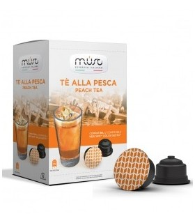 Must Peach Tea - 16 Συμβατές Κάψουλες Dolce Gusto®