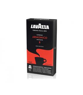 Lavazza Armonico συμβατή κάψουλα nespresso 10τμχ.