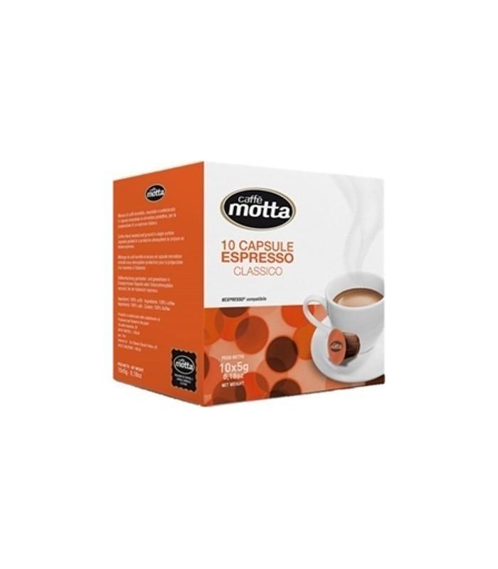 Motta Classico συμβατή κάψουλα Nespresso 10τμχ