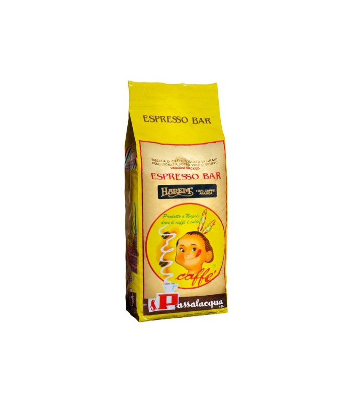 PASSALACQUA HAREM espresso σε σπυρί 1κ.