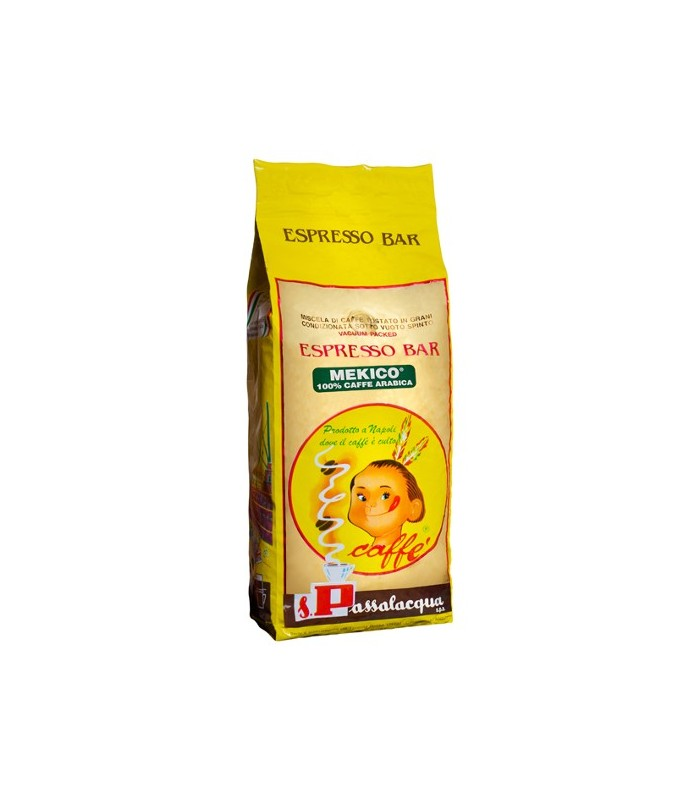 PASSALACQUA MEKICO espresso σε σπυρί 1κ.