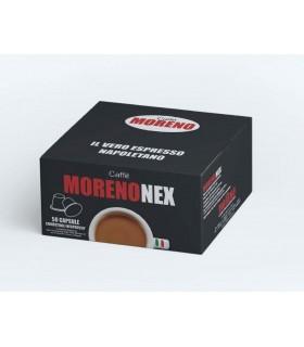 Moreno Caffe, Top Espresso συμβατή κάψουλα Nespresso 50τεμ.