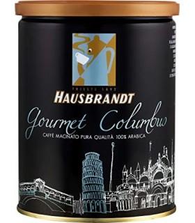 Hausbrandt Gourmet Colombus espresso αλεσμένος 250γρ