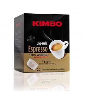 KIMBO Capsule Arabica 20τεμ.