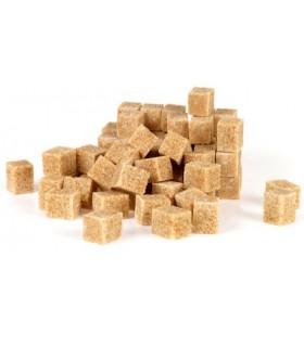 Καστανή ζάχαρη σε κύβους 500γρ.