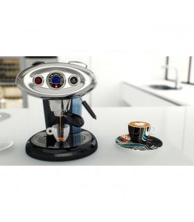 Μηχανή espresso ILLY FRANCIS FRANCIS X7.1 + 126 ΚΑΨΟΥΛΕΣ IPERESPRESSO ILLY