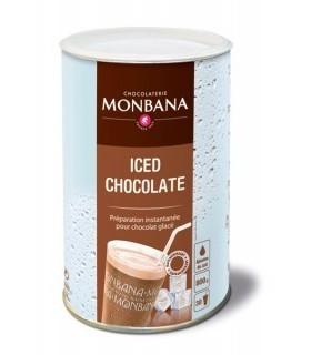Σοκολάτα Monbana Iced Quick 800γρ.