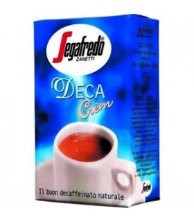 Καφές Espresso Segafredo Deca Crem αλεσμένος 250γρ.