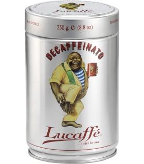 Καφές Espresso Lucaffe Decaffeinated, αλεσμένος 250γρ
