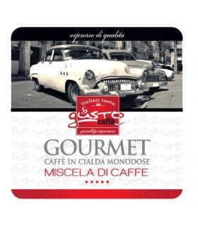 Gusto Cialda Gourmet χάρτινες ταμπλέτες espresso 150τεμ.