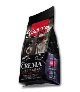 Gusto Crema καφές espresso σε σπυρί 1κ.