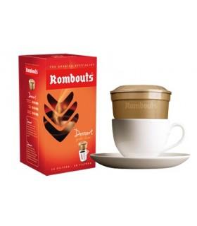 ROMBOUTS Καφές φίλτρου σε 10 ατομικές μερίδες