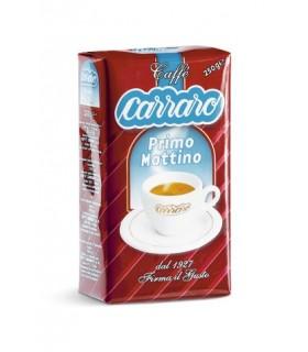 Carraro Primo Mattino αλεσμένος espresso 250γρ.