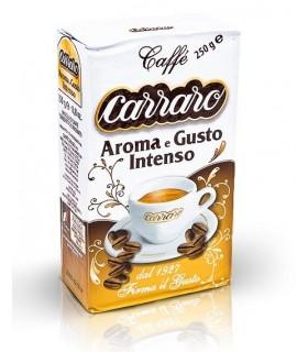 Carraro Aroma e Gusto Intenso αλεσμένος espresso 250γρ.