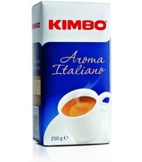 Kimbo Aroma Italiano Αλεσμένος καφές 250γρ