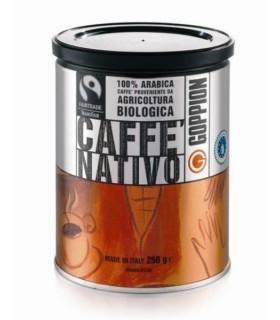 Goppion Nativo βιολογικός espresso σε σπυρί 250γρ.