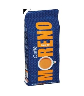 Moreno Super Bar espresso σε σπυρί 1κ.